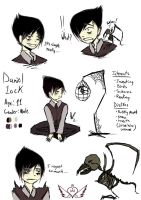 [Ref] Daniel Lock by OpalesquePrincess