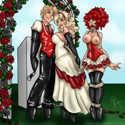 The Wedding by pyperhaylie