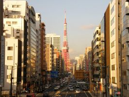 Tokyo Tower13 by kaz0885