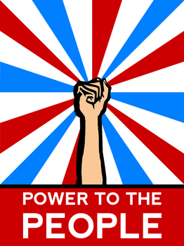 Power to the People by BullMoose1912
