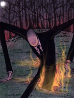 SlenderMan: I wAs SeNt fRoM HeLL ... by Cageyshick05