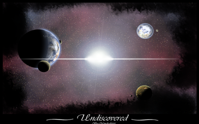Undiscovered by newdeal666