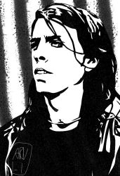 Dave Grohl by ARandomUserl-l