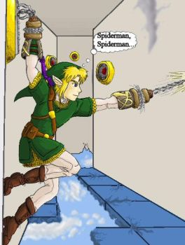Link Is... by EricMHE