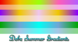 Debz Summer Gradients by debzdezigns-lamb68