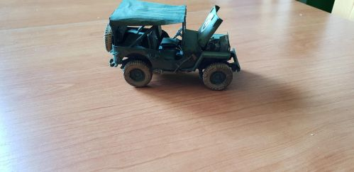 willys jeep by aceofspade82