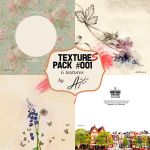 Textures pack 001 by A u b u r n. by stuckinthelabyrinth