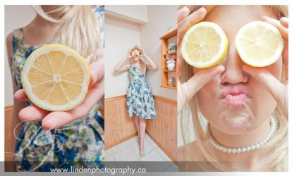 When life gives you lemons... by lindenphotography