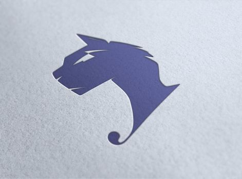 Cat Logo by janissomers