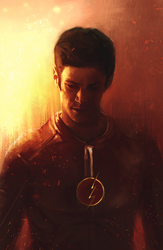 The Flash by Joltless