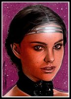 Padme Sketch Card 6 by RandySiplon