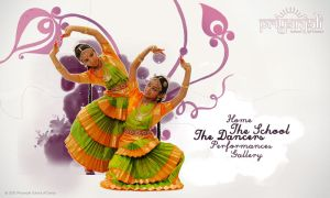 indian dance school by encryptme