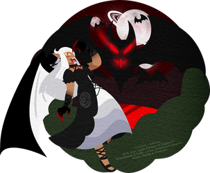 The Full Blooded Vampiress by Atlanta-Hammy