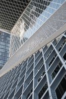Seattle's Central Library by donnasueb