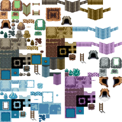 Pokemon Gaia Project Tileset 6 by zetavares852