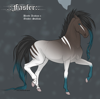 Fasfer- [Ref] by ethereal-foxx
