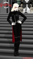 Herbert -Black Outfit- [Dance of the Vampires] by CultureClubLover