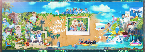 BTS SUMMER PACKAGE 2017 by Siguo