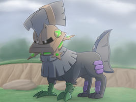 Pokemon: Type: Null by SkydivingQuagga