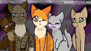 5 Warrior Cats i hate by Bindiluckycat