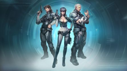 Ghost In The Shell online by tataar