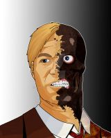 Two-Face for Jen by Timetower