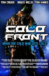 Cold Front Movie Poster (Not an actual movie) by VSyStic