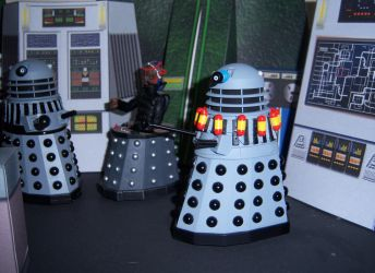Suicide Dalek - Destiny of the Daleks by MisterBill82