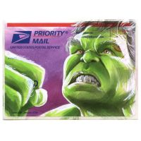 Copic Hulk on a 228 by danomano65