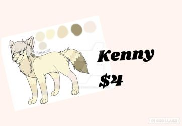 selling Kenny by GingerMaiden
