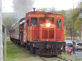 Catskill Mountain Railroad 90 Tonner #42 by Tracksidegorilla1
