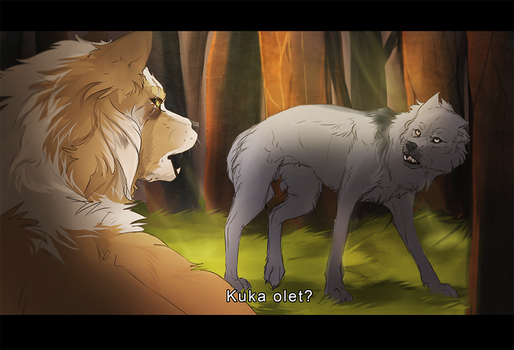 Who are you? by impalae
