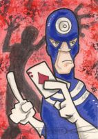 Marvel Masterpieces - Bullseye by 10th-letter
