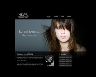 Webdesign no.27 by Noergaard