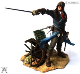 Arno The Fearless Assassin by S-Seith