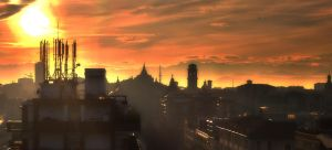 Turin 1+DARK - HDR by CAFxX