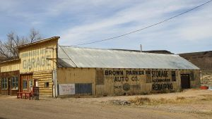 Brown Parker Auto Co. by finhead4ever