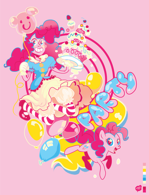 PinkieParty by ChicMonster