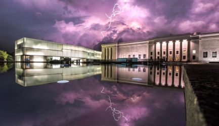 Nelson-Atkins Museum of Art by InQdeth