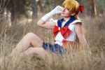 Sailor V - High grass by Aliceincosplayland