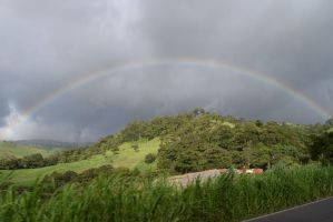 Costa Rican Rainbow #3 by RozenGT