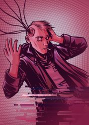 Drugs and Wires Guest Art by Fishmas
