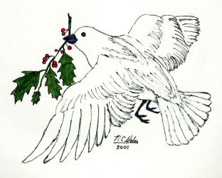 Christmas Card Design 2001 by NCWeber