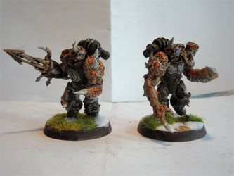 Nurgle Possessed pic 5 by Dible