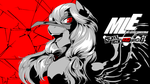 my little equestria persona 5 Heart Gold as Crow by Dormin-Kanna