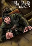 Robb Stark - The king in the north