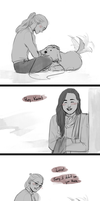 Doggo Comic by lesly-oh