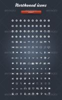 Northwood icons volume 1 by N0RTHWOOD