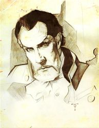 Vincent Price by ArtofTy