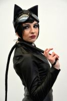 Catwoman Cosplay Midlands Comic Con 2017 (4) by masimage